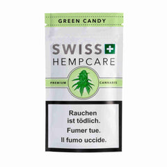 Green Candy - CBD Cannabis | Swiss Hempcare | CBD Cannabis | uWeed | Buy Online Shop CBD Switzerland
