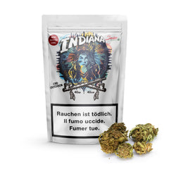 Indiana-CBD Cannabis-Swiss Botanic-Swiss CBD Shop-uWeed