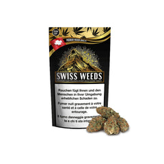 Swiss Weeds Gold-CBD Cannabis-Pure Production-Swiss CBD Shop-uWeed