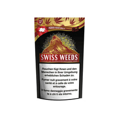 Swiss Weeds Red | Pure Production | CBD Cannabis | uWeed | Swiss CBD Shop