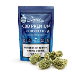 Glue Gelato-CBD Cannabis-Swiss Botanic-Swiss CBD Shop-uWeed