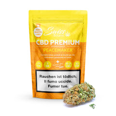 Peacemaker-CBD Cannabis-Swiss Botanic-Swiss CBD Shop-uWeed