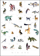Animal Alphabet NEW (danish)