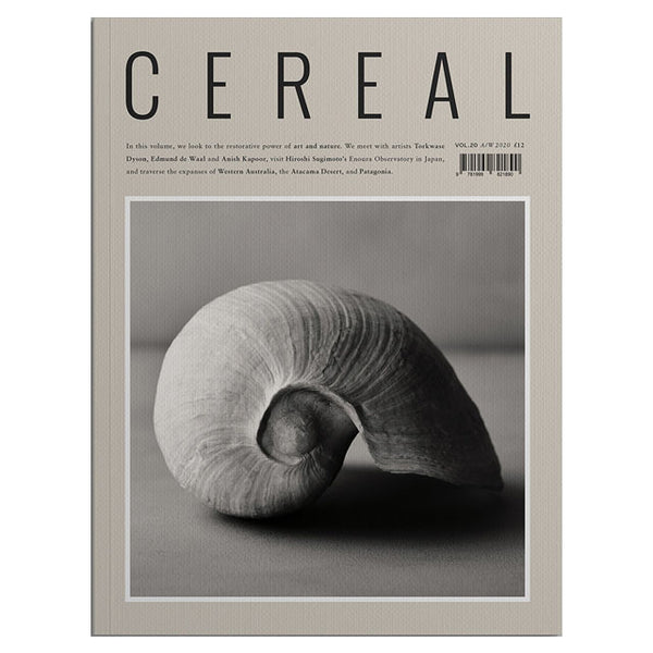 Cereal Magazine Vol.20