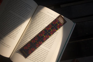 MANO PLUS | Woven Batik & Songket Bookmark