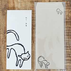 TamaLuckDesign Long Notepad