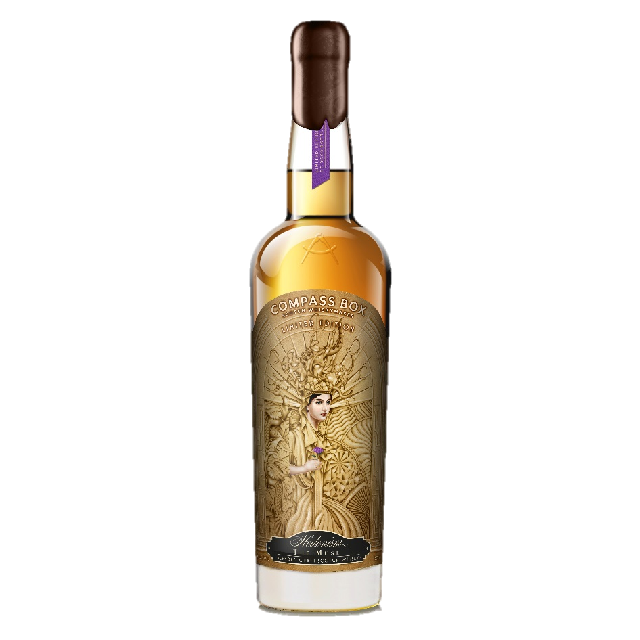 Compass Box Hedonism The Muse Blended Scotch Whisky 53.3% 700ml