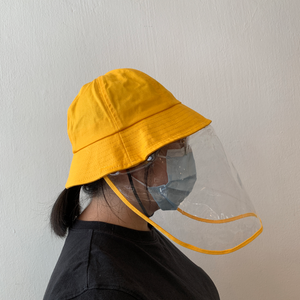 KOKI Fisherman Hats With Face Shields