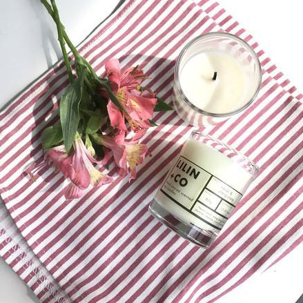 LILIN+CO Scented Candle: Neroli & Ylang Ylang