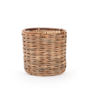 MANO PLUS | Natural Kingston Wicker Basket