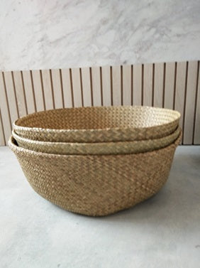 Ava Wicker Basket