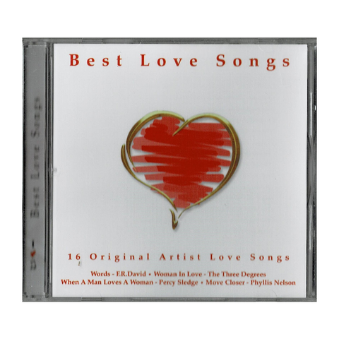 Music CD : Best Love Songs
