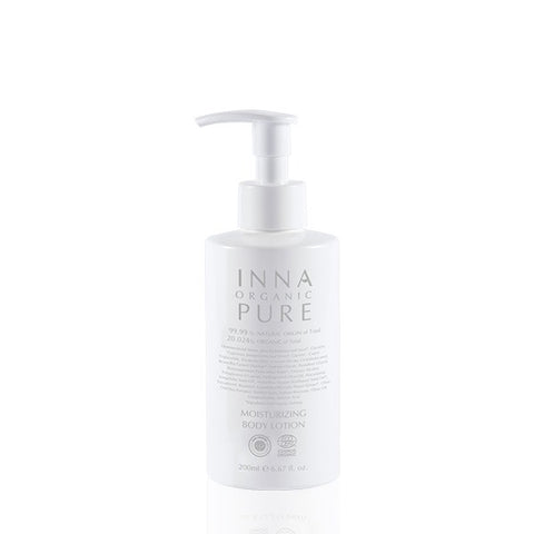 MANO PLUS | INNA ORGANIC Pure Moisturizing Body Lotion