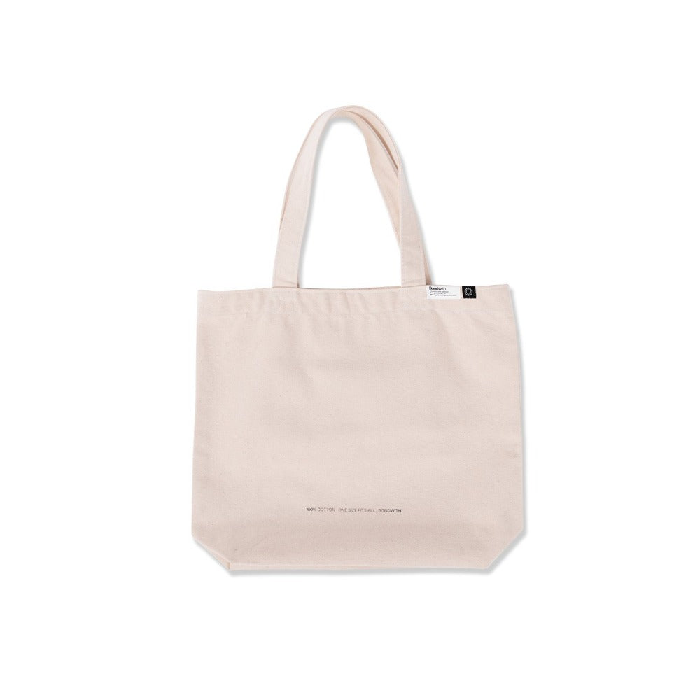 BONDWITH Canvas Tote Bag
