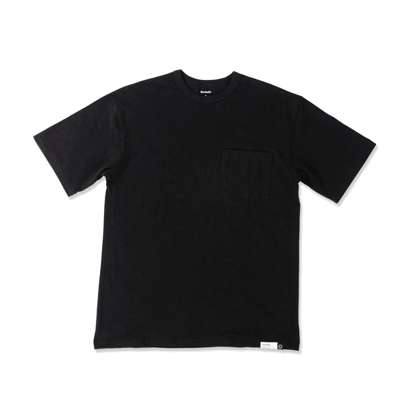 BONDWITH Pocket Tee: Black