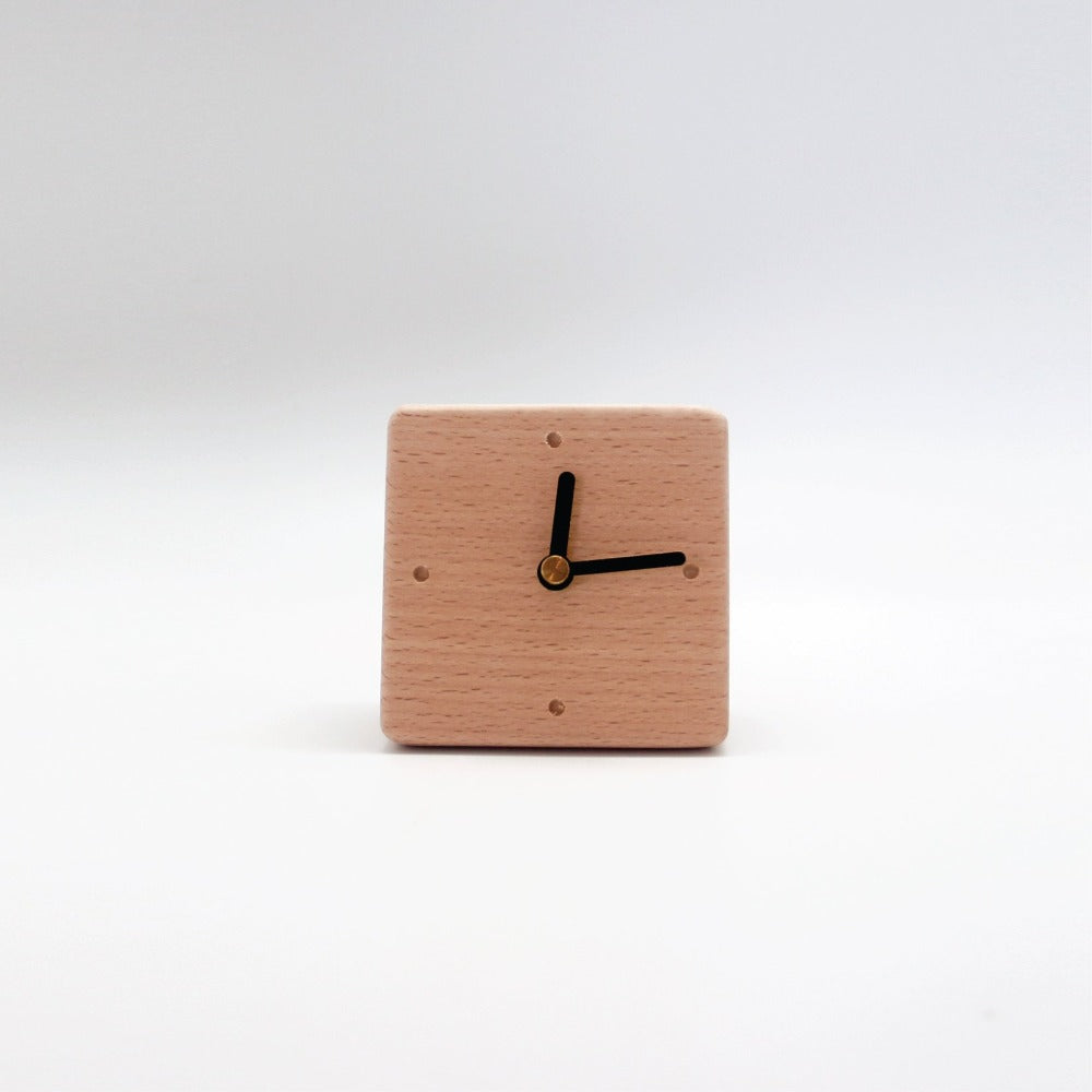 VIKTOR Wooden Table Clock