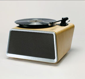 HYM Seed Turntable Speaker