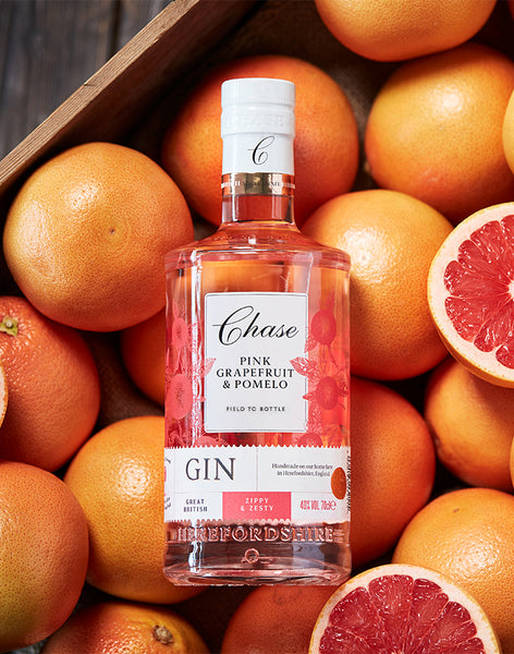 Chase Pink Grapefruit & Pomelo Gin 40% 700ml