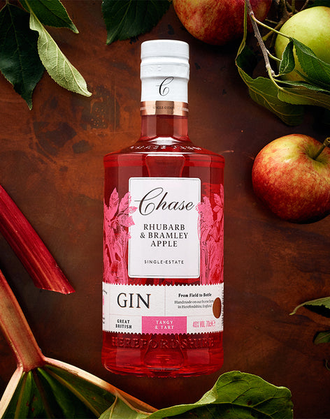 MANO PLUS | Chase Rhubarb & Bramley Apple Gin