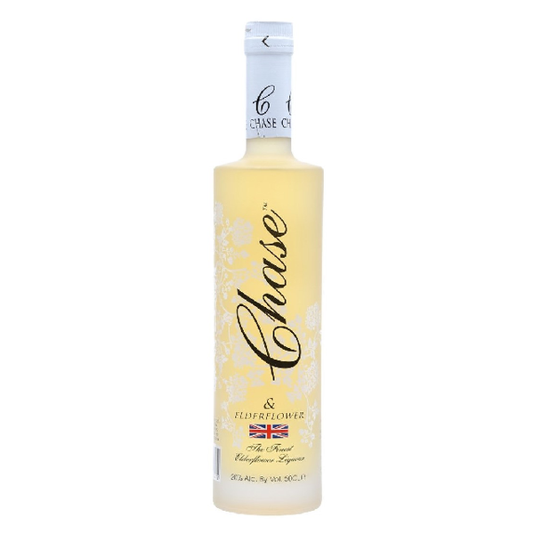 Chase Elderflower Liqueur 20% 500ml