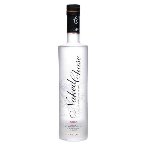 Chase Naked English Apple Vodka 42% 700ml