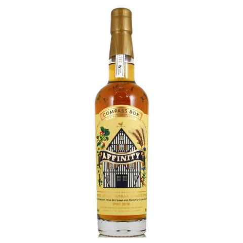 Compass Box Affinity Scotch Whisky 46% 700ml