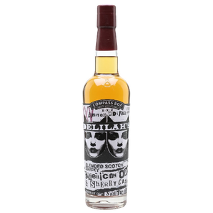 Compass Box Delilah's XXV Blended Scotch Whisky 46% 700ml