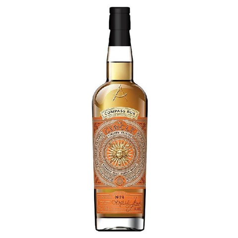 Compass Box The Circle Scotch Whisky 46% 700ml