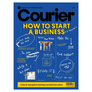 Courier Issue 2021 : How to Start a Business