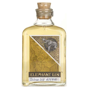 Elephant Aged Gin 52% Alcohol 500ml