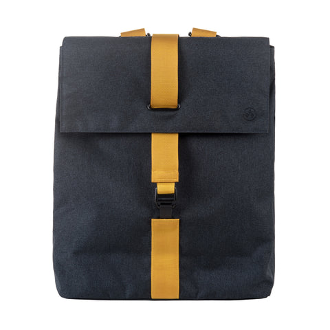 KIWEE Square Backpack: Fasten and Go series Carbon L