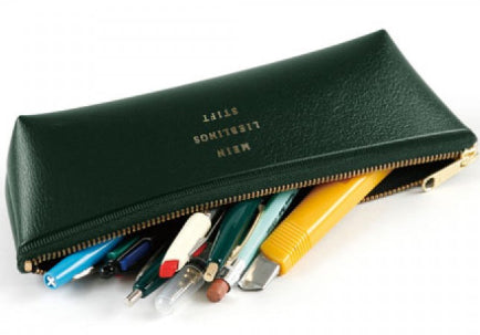 Mano Plus Hightide Fastener Pen Case
