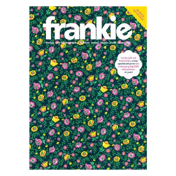 Frankie Magazine Issue 93