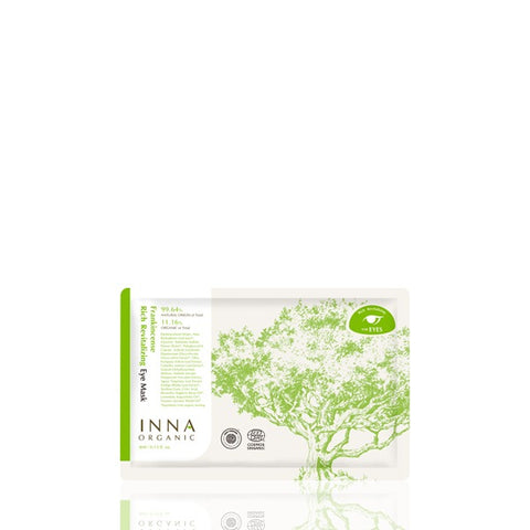 MANO PLUS | INNA ORGANIC Frankincense Rich Revitalizing Eye Mask