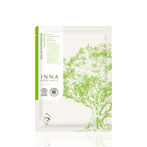MANO PLUS | INNA ORGANIC Frankincense Revitalizing Facial Mask