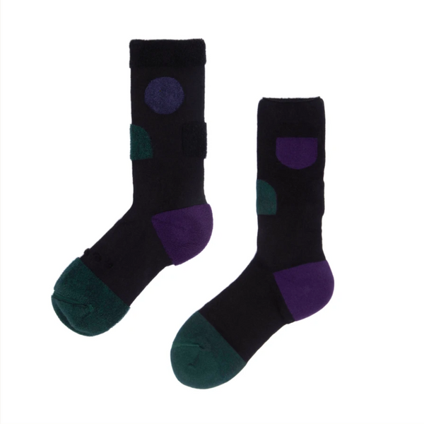 GOODPAIR SOCKS: My Inner Beauty - Jiwa / Bistro Green