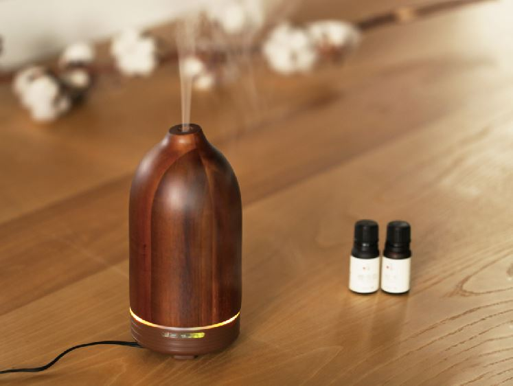 OLIVER Wooden Humidifier