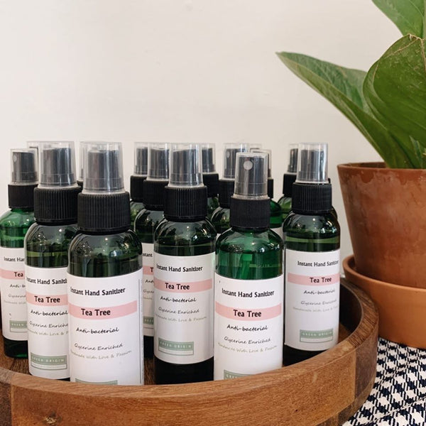 [Bundle Sales] Tea Tree Sanitizer - 100ml x 4 btl