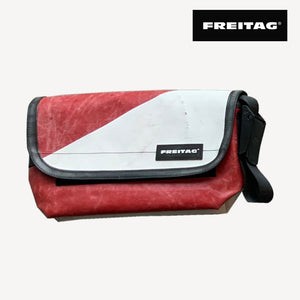 FREITAG MESSENGER BAG XS: F41 HAWAII FIVE-O K009