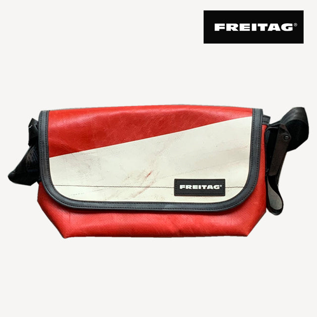 FREITAG MESSENGER BAG XS: F41 HAWAII FIVE-O K013