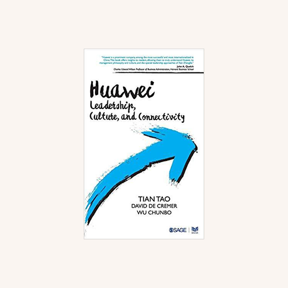 Huawei : Leadership, Culture and Connectivity [Hardcover]
