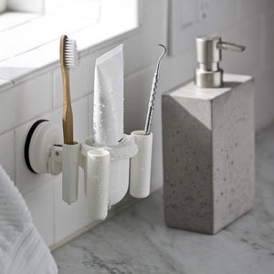 D1 Diana Toothbrush Holder - White