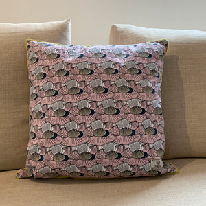 NALA DESIGNS Cushion Cover: Samurai Canonball Pink L