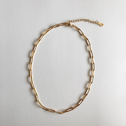 CINDERTOELLA Necklace: Chain B