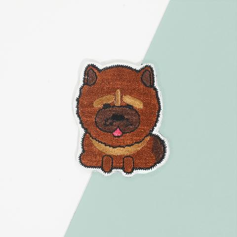 WOOFPACKS CO Iron On Patches Set