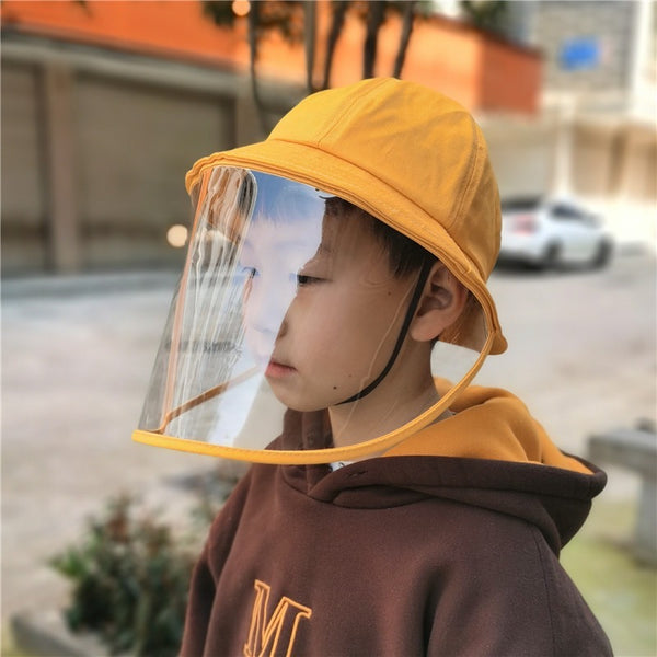 Mano Plus | Fisherman Hats With Face Shields