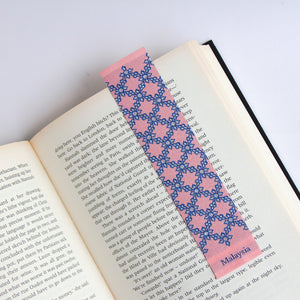 Woven Songket Bookmark