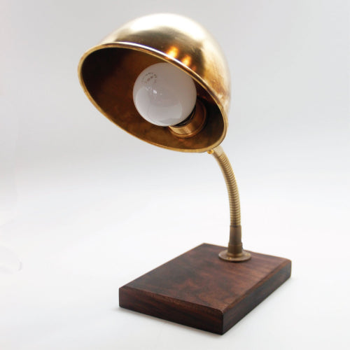Arvid Brass Table Lamp