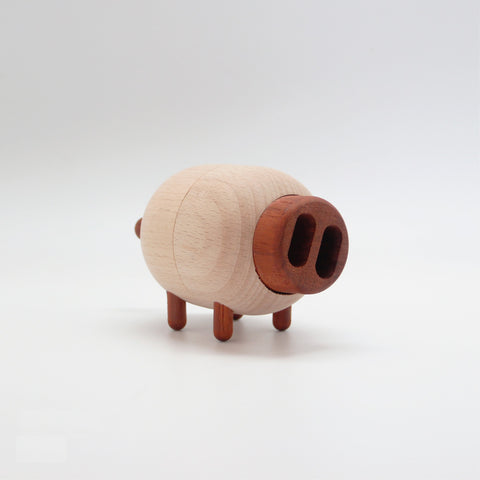 ELLA Lovely Pig Musical Box