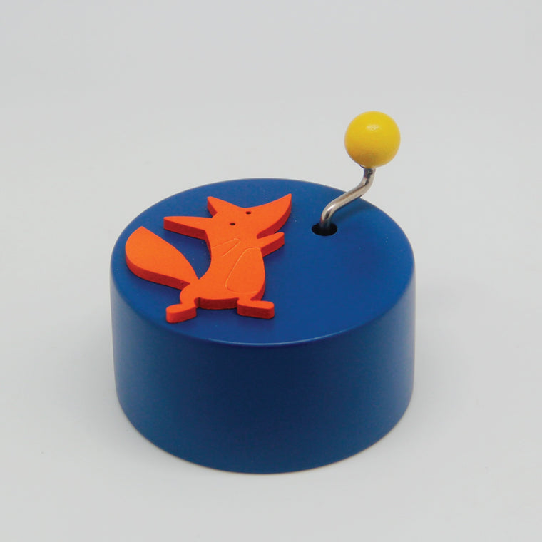 FOXIE Hand-rolling Music Box